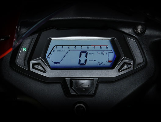 Full Digital System Meter