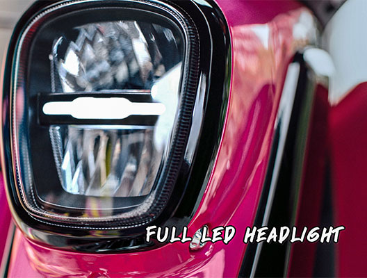 Full LED Headlight