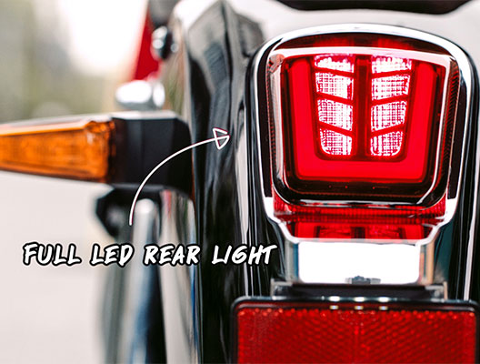 Full LED Rear Light